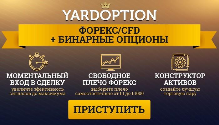 Обзор и отзывы Yardoption - Что нужно знать о Брокере